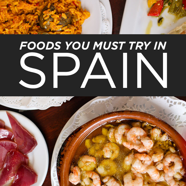 15 Spanish Foods You Must Try