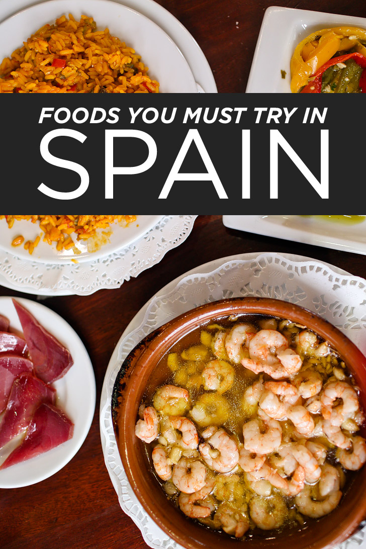 What to Eat in Spain - 15 Spanish Foods You Must Try