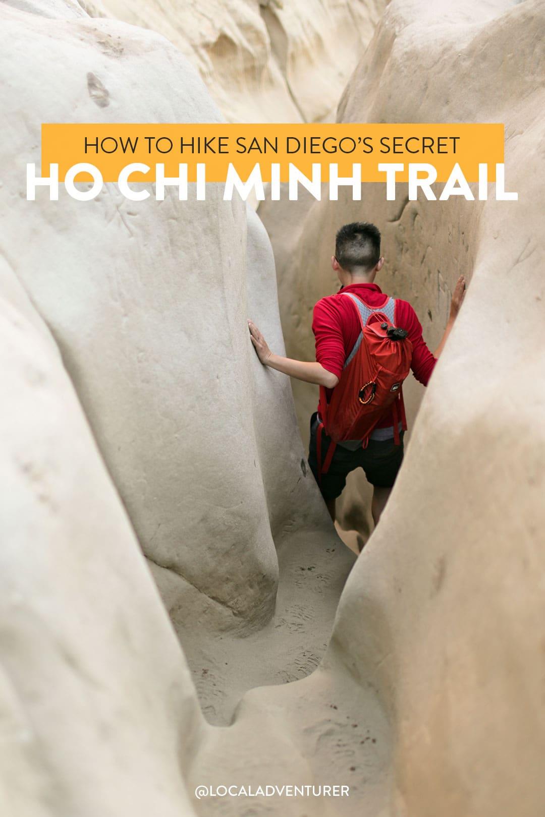 Ho Chi Minh Trail San Diego