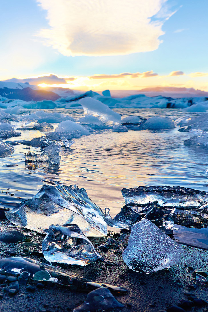 Travel Tips for Visiting Iceland in Winter // Photo: Moyan Brenn