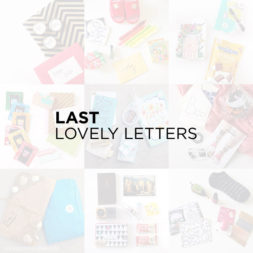 Last Lovely Letters Link Up