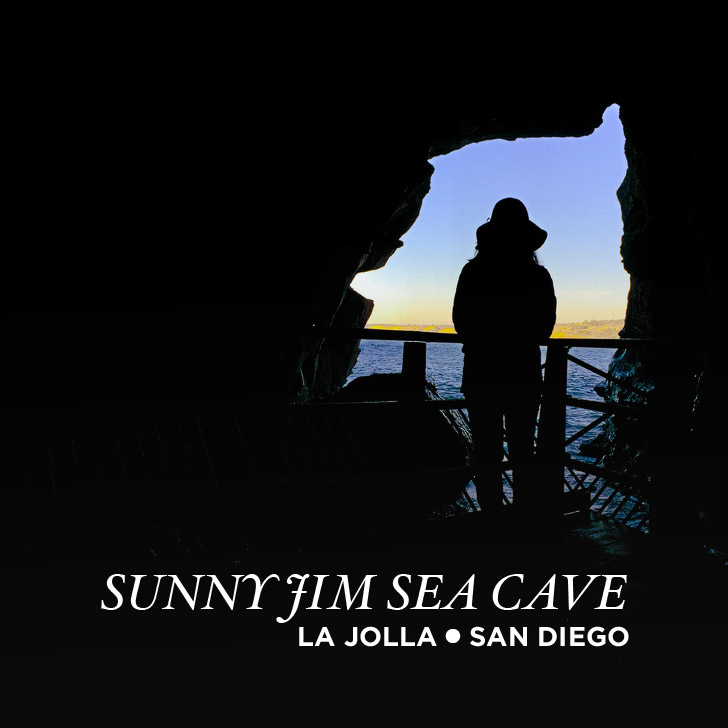A San Diego Hidden Attraction – The Sunny Jim Cave La Jolla