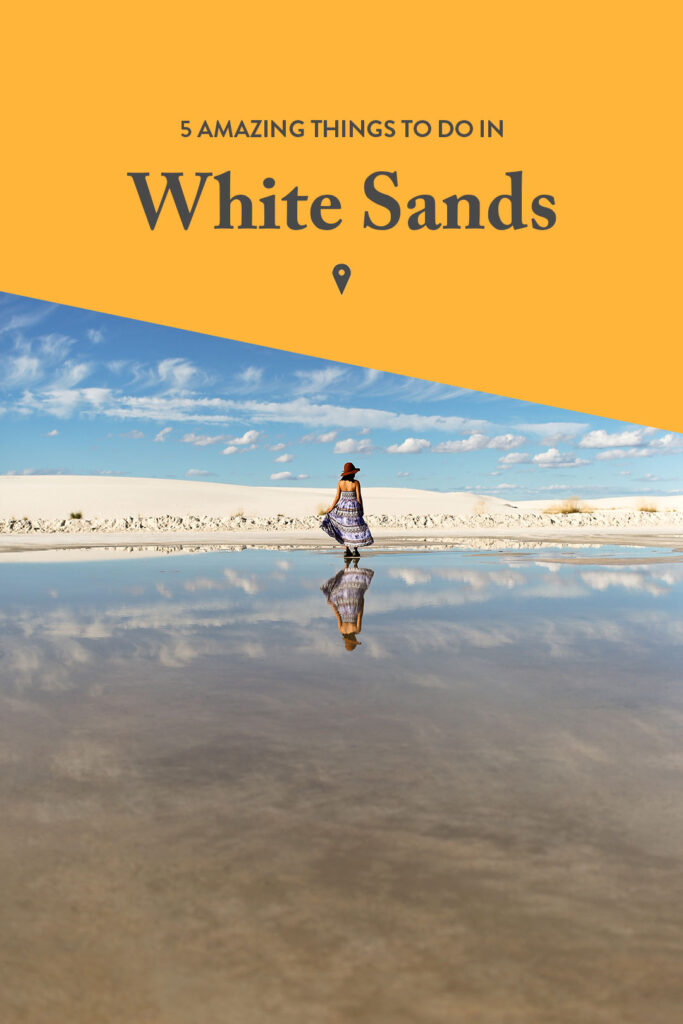 WhiteSands National Monument