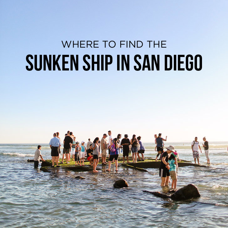 Where to Find the Sunken Ship in San Diego