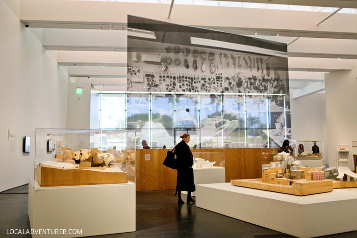 Frank Gehry LACMA Exhibit.