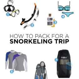 How to Pack for An Epic Snorkeling Trip
