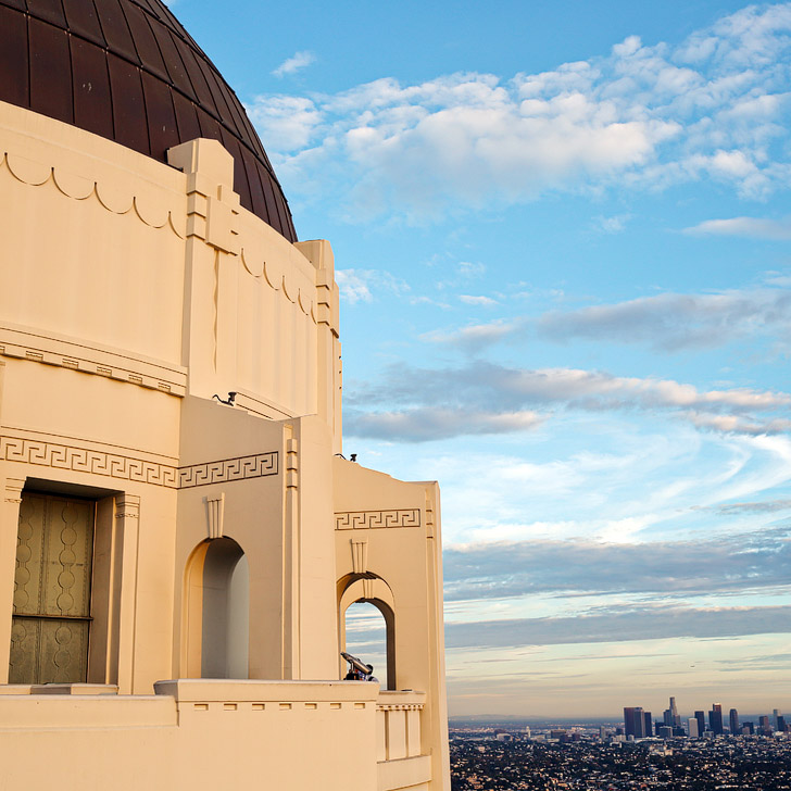 Griffith Observatory LA (25 Most Popular Instagram Spots in Los Angeles).