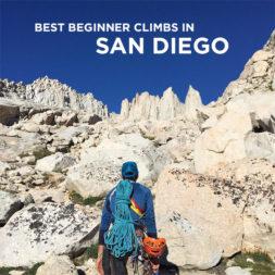 Best Beginner Spots for Rock Climbing in San Diego County