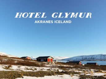 Hotel Glymur Iceland - A Boutique Hotel with a View of the Northern Lights! // localadventurer.com