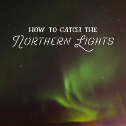 How to Catch the Northern Lights
