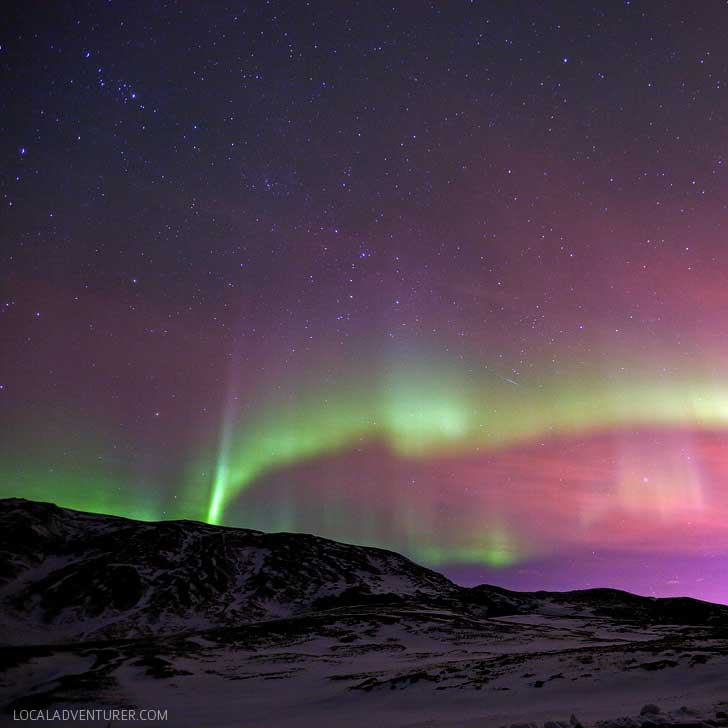 Tips on How to See the Northern Lights // localadventurer.com