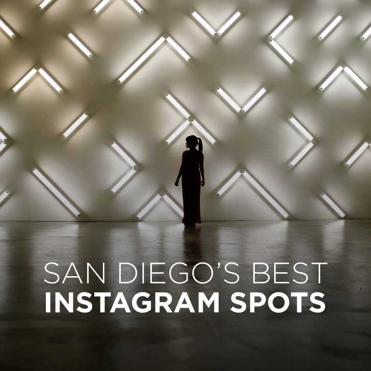 Most Popular Instagram Spots in San Diego