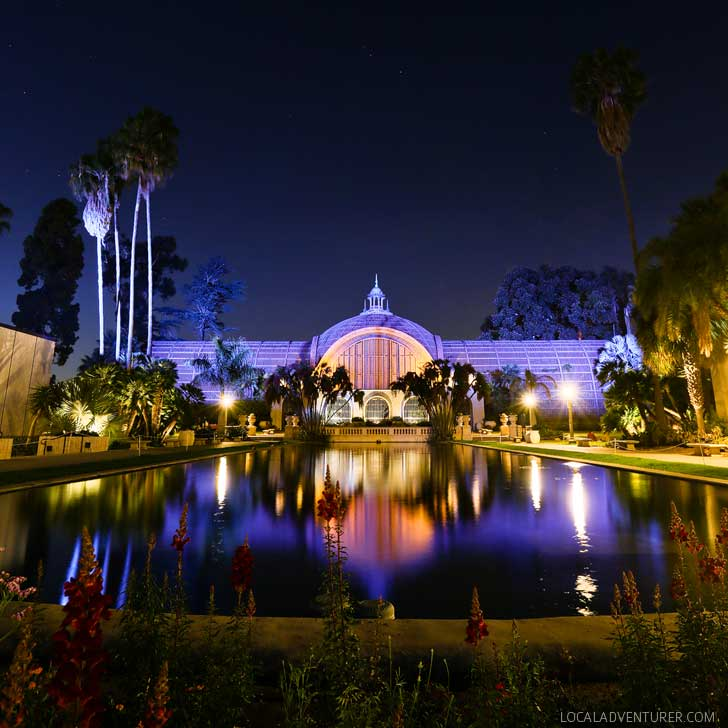 The Lily Pond in Balboa Park // localadventurer.com