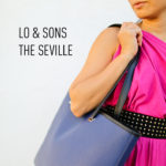 Traveling Light with the Lo and Sons Seville Laptop Tote