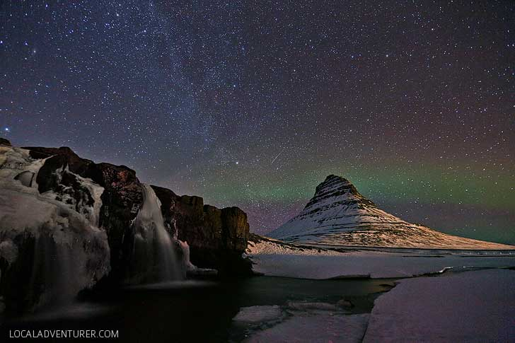 How to See the Northern Lights in Iceland // localadventurer.com