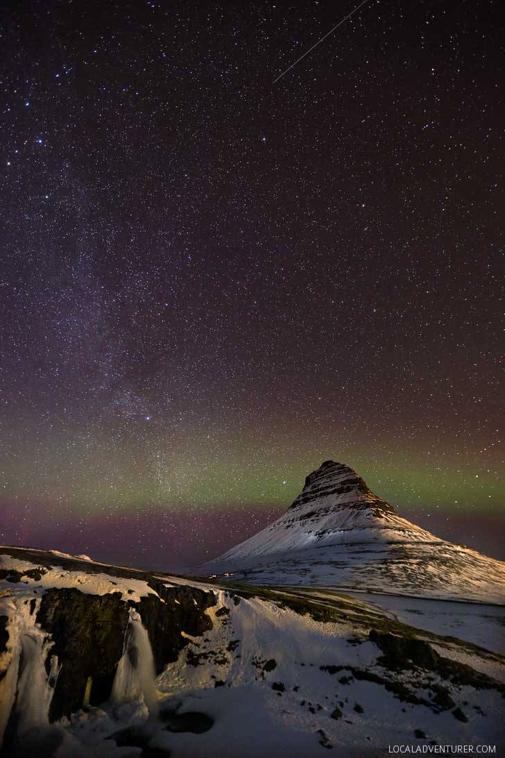 Tips on How to See the Northern Lights in Iceland // localadventurer.com