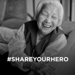 My Everyday Hero + Win a NYC Trip for 2 to Meet Annie Leibovitz!