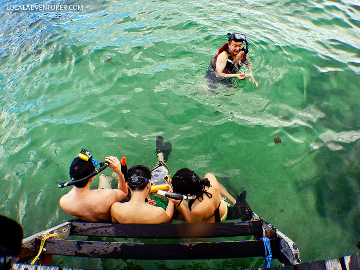 Snorkeling at Jellyfish Lake Kakaban Derawan Islands Indonesia // localadventurer.com