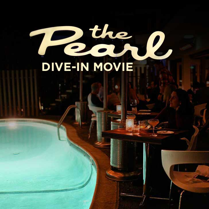 The Pearl San Diego Dive In Movie Experience