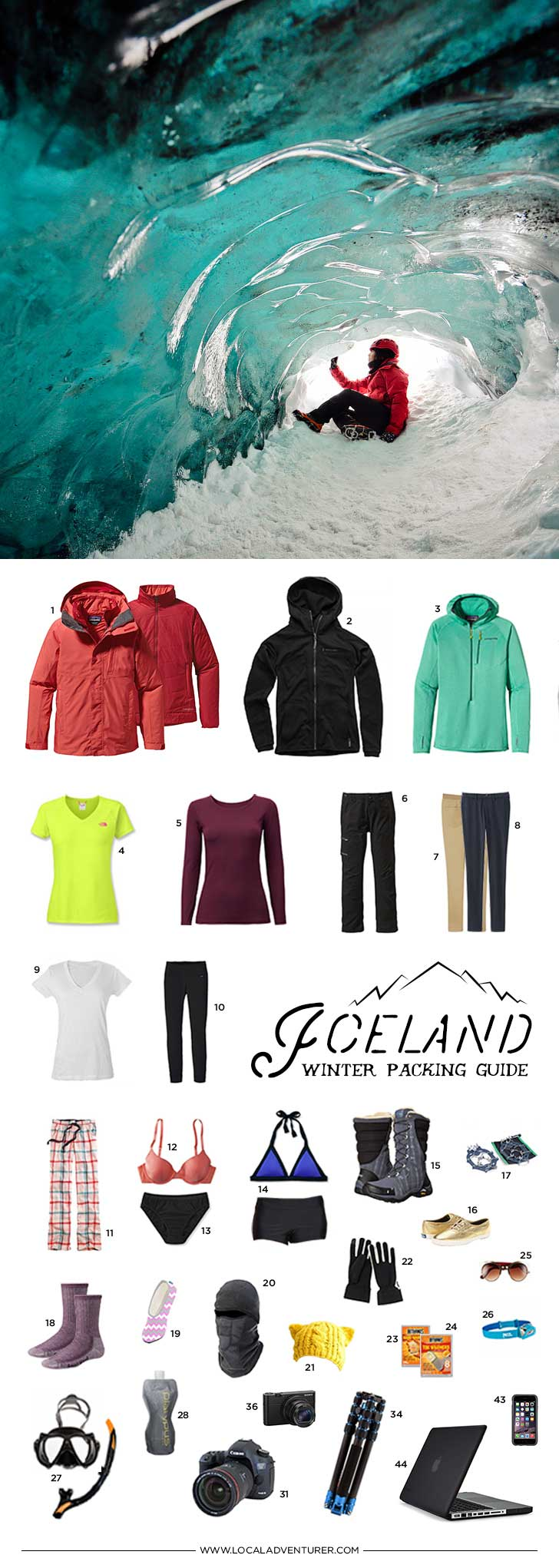 ... What to Pack for Iceland in Winter - 10 Days in a Carry-on   f19d06c9b
