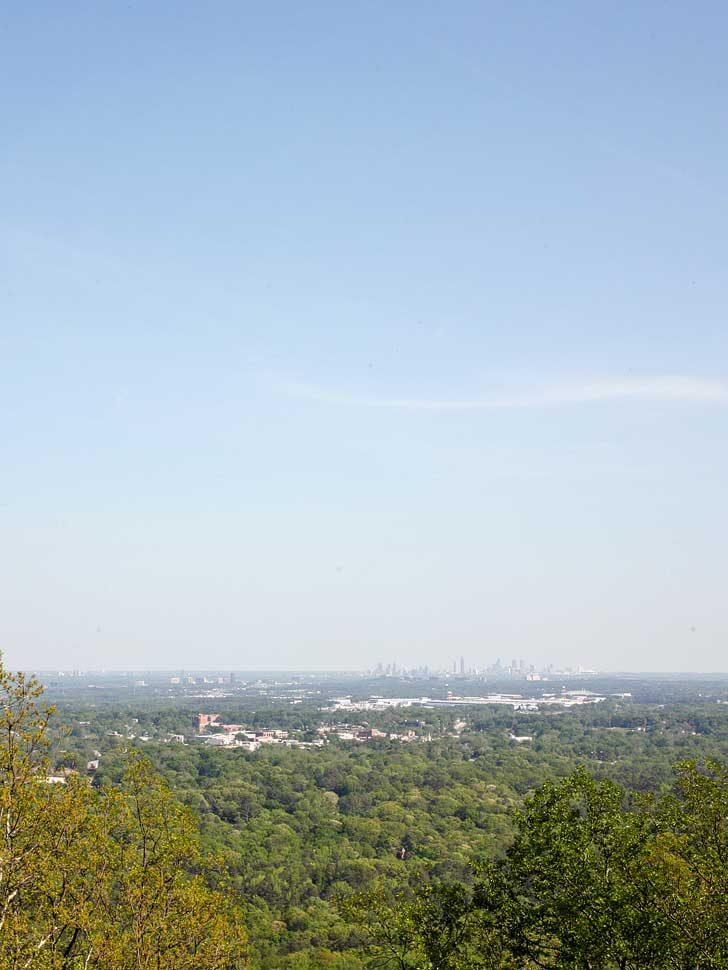 Hiking in Kennesaw Mountain National Battlefield State Park + Free Things to Do in Atlanta