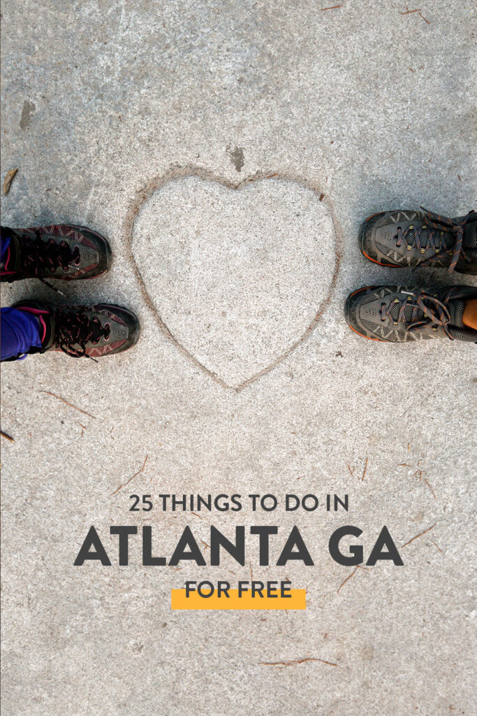 Free Stuff to Do in Atlanta