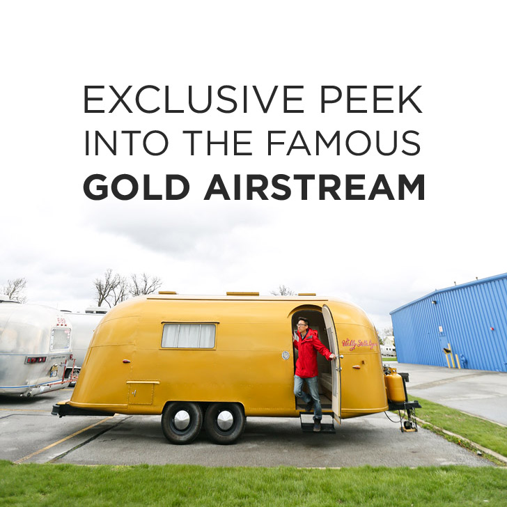 Air Stream Travel Trailer Africa Tour  S