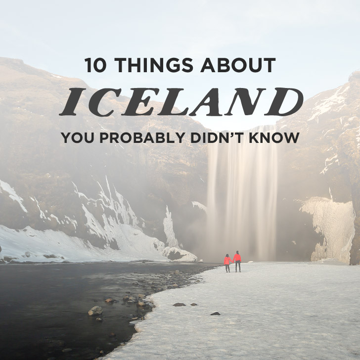 10 Things No One Tells You About Visiting Iceland
