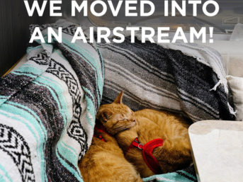 We Moved into an Airstream! // localadventurer.com