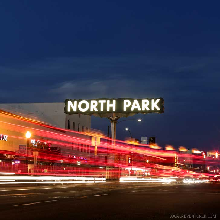 Ultimate North Park Neighborhood Guide San Diego California USA // localadventurer.com