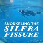 Silfra Snorkeling Between Two Continents in Thingvellir Iceland