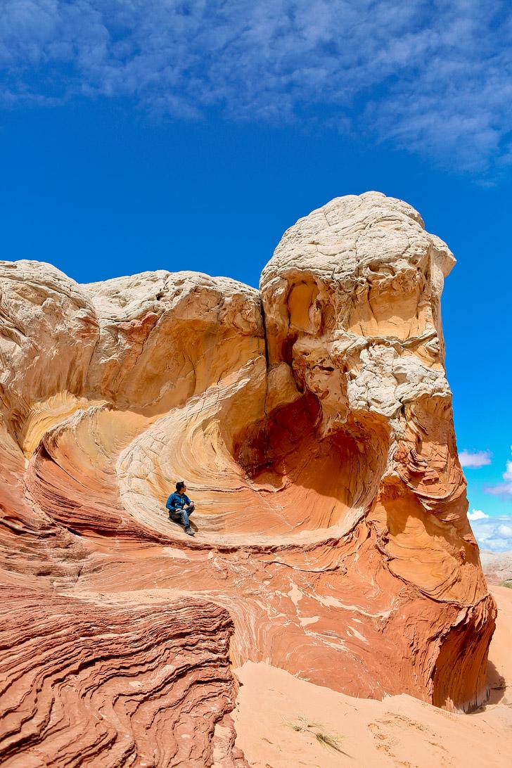 White Pocket Vermilion Cliffs National Monument Arizona USA // localadventurer.com