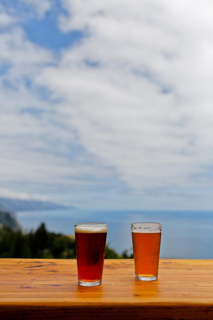 Nepenthe Restaurant Big Sur California - dinner with the best views along highway 1 // localadventurer.com