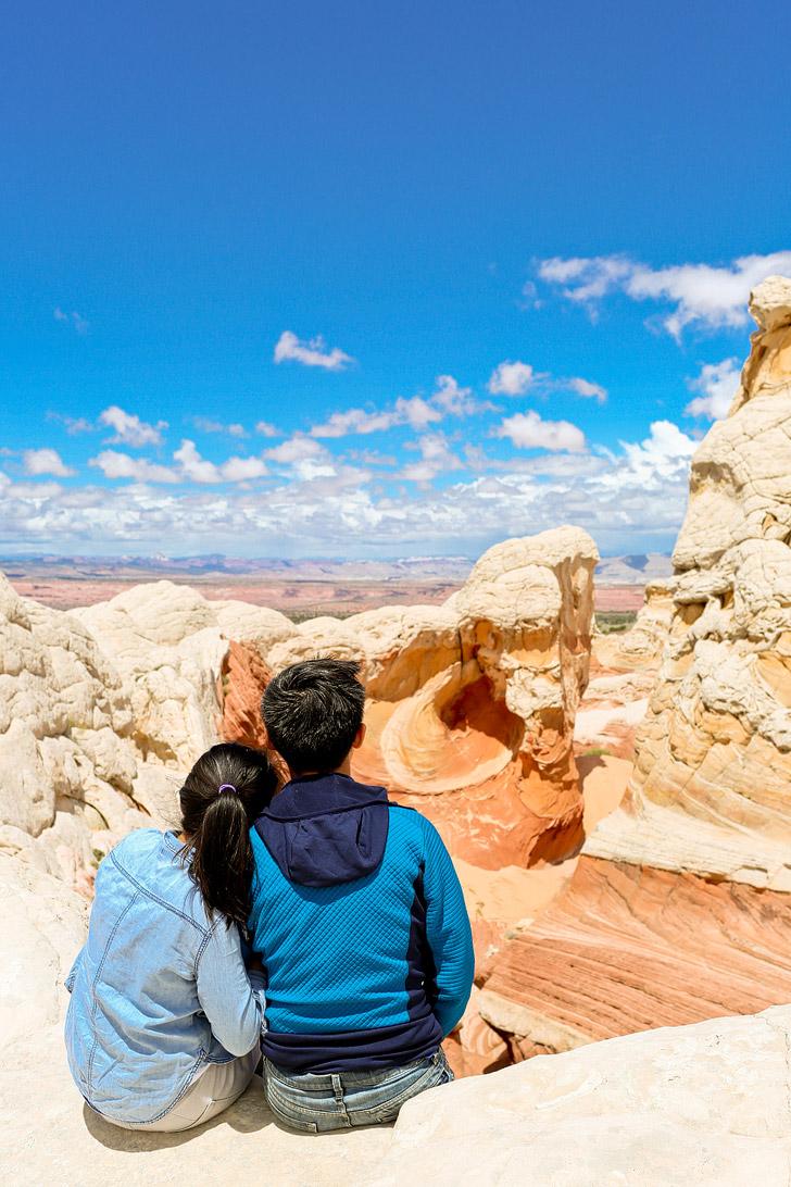 White Pocket Sandstone Formations in Vermilion Cliffs National Monument Arizona // localadventurer.com