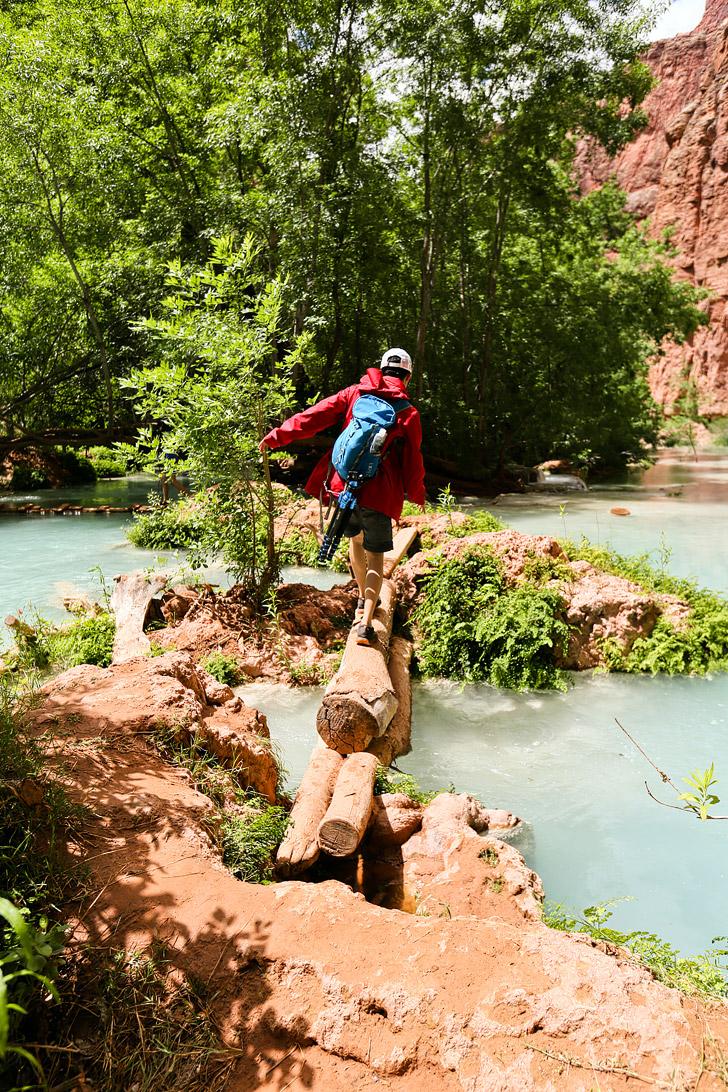 Havasupai Hike to Beaver Falls // localadventurer.com