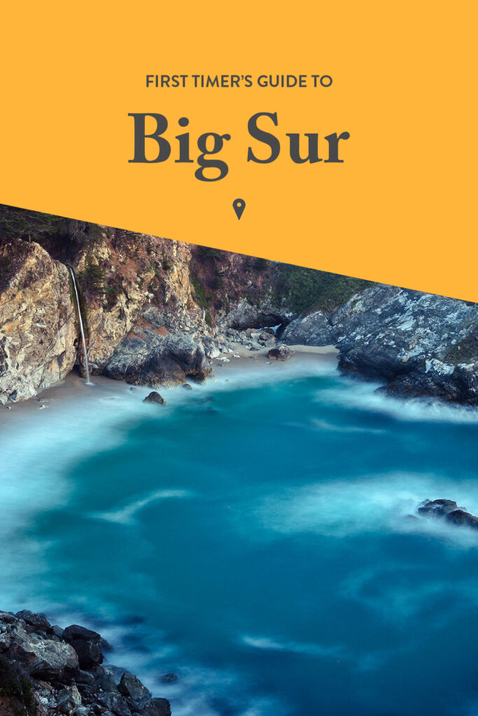 Big Sur Things to Do