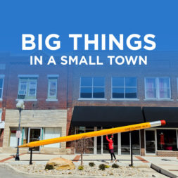 World's Largest Things in the Small Town of Casey Illinois