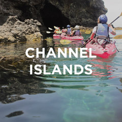 Channel Islands National Park - Kayaking Santa Cruz Island // localadventurer.com