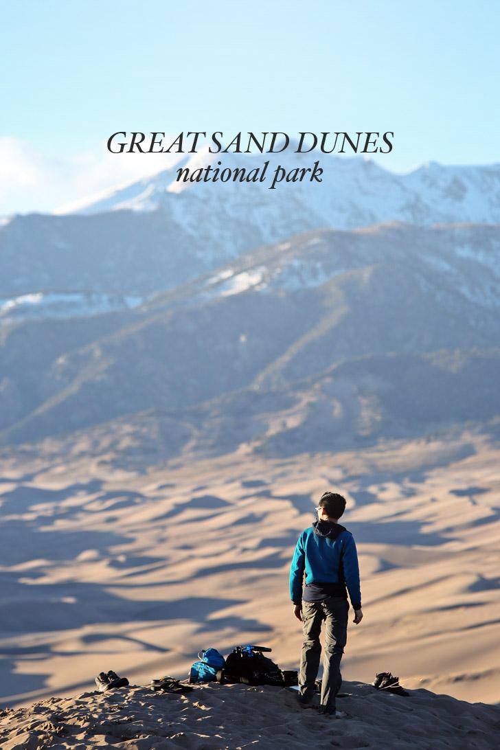 Natty and Trey's Big Adventure: Great Sand Dunes National ... |Great Sand Dunes National Park