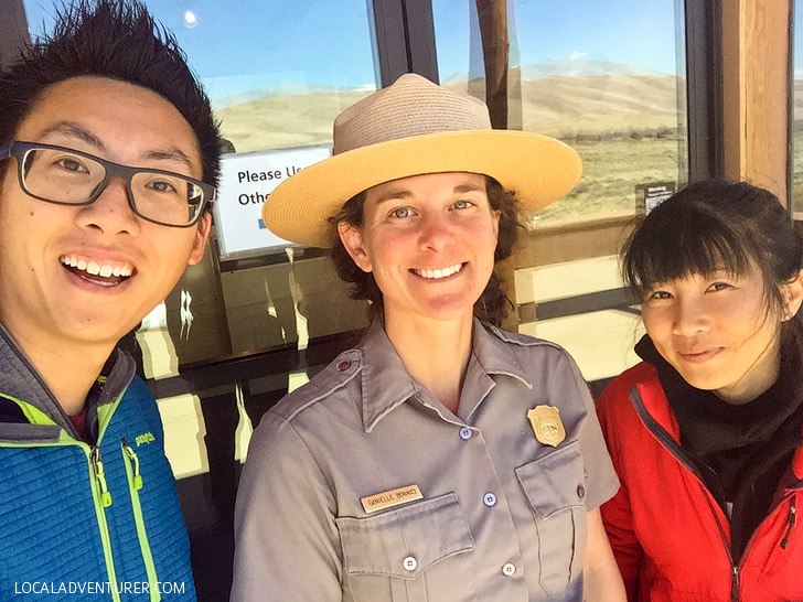 Great Sand Dunes National Park Visitor Center // localadventurer.com