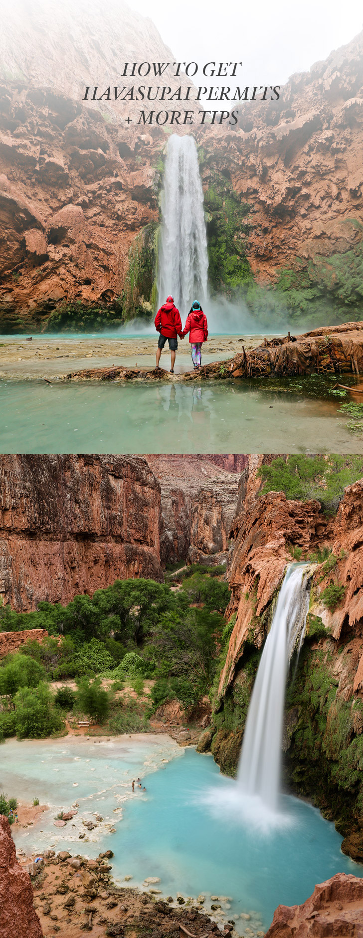 How To Get Havasupai Falls Reservations Permits More Tips
