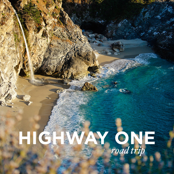 Highway 1 Road Trip Through Big Sur