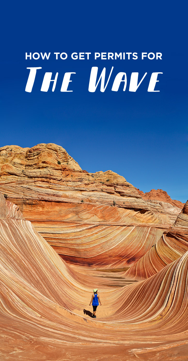 How to Get The Wave Permit - Coyote Buttes North in Vermilion Cliffs National Monument // localadventurer.com