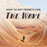 How to Get the Wave Permits in Coyote Buttes North