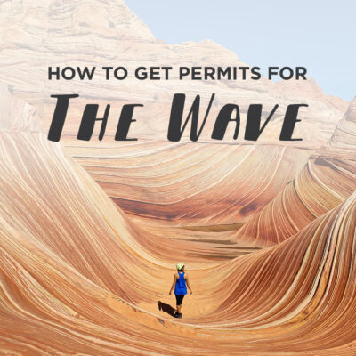 How to Get The Wave Permits - Coyote Buttes North in Vermillion Cliffs National Monument // localadventurer.com