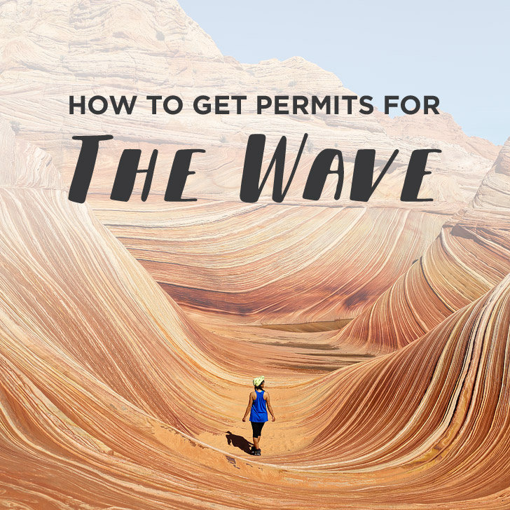 How To Get The Wave Permit In Coyote Buttes North Arizona
