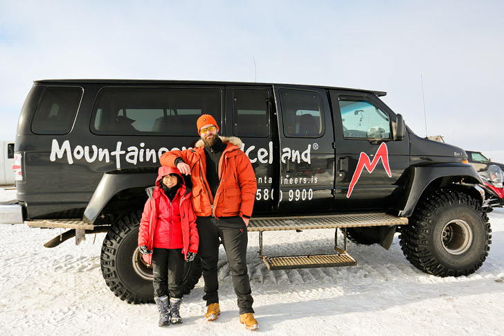 Mountaineers of Iceland - The Best Golden Circle Tour + Snowmobiling on a Glacier // localadventurer.com
