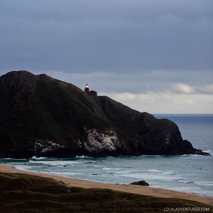Point Sur Lighthouse along Highway 1 - Big Sur California // localadventurer.com