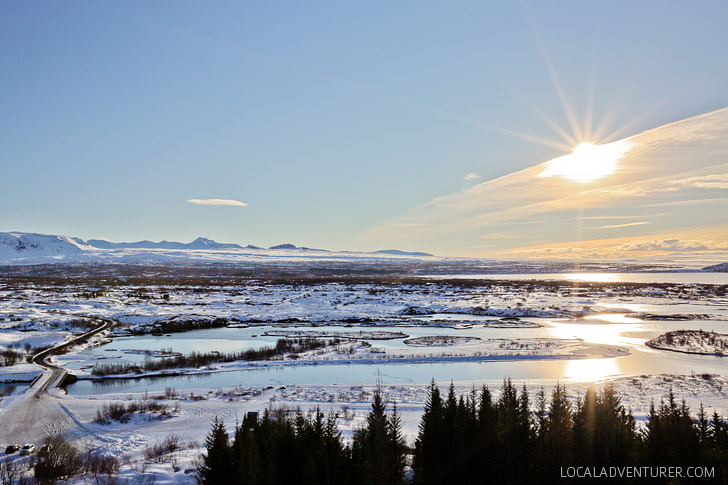 Thingvellir National Park - The Best Golden Circle Tour with Mountaineers of Iceland // localadventurer.com