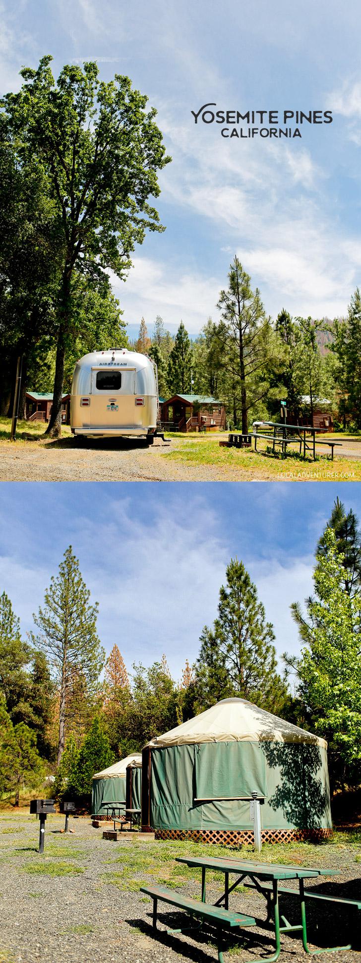 Yosemite Pines Rv Resort Where To Stay Near Yosemite